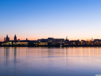Sunset_Mainz