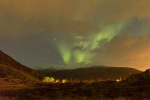 Polarlicht_Ersfjordbotn