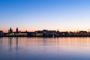Sunset_Mainz